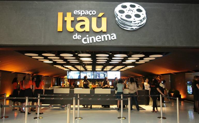 Espaço Itaú de Cinema - Casa Park