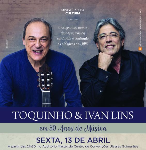 TOQUINHO E IVAN LINS