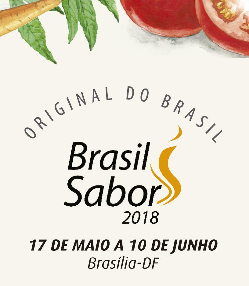 BRASIL SABOR 2018