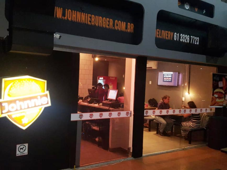 Johnnie Burger - Asa Norte