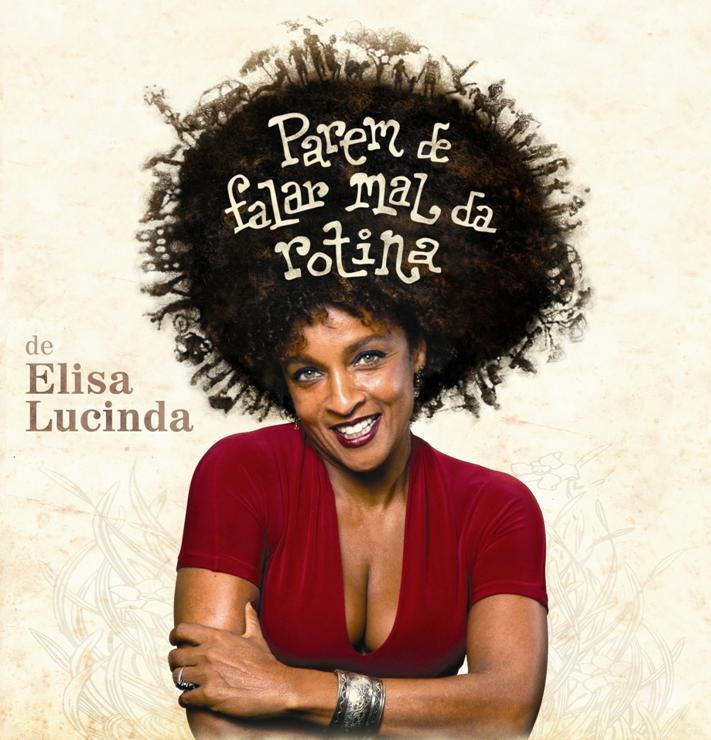 PAREM DE FALAR MAL DA ROTINA | ELISA LUCINDA