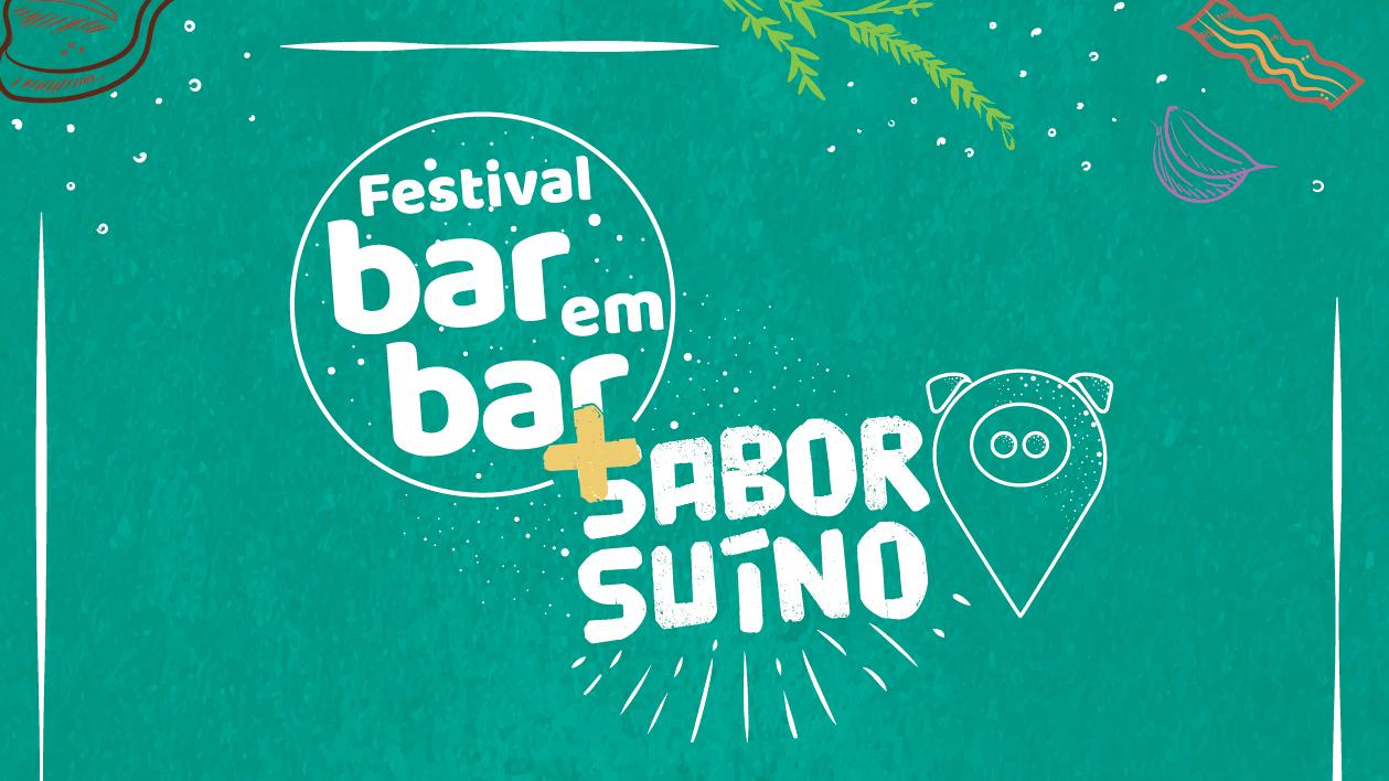 FESTIVAL BAR EM BAR 2018