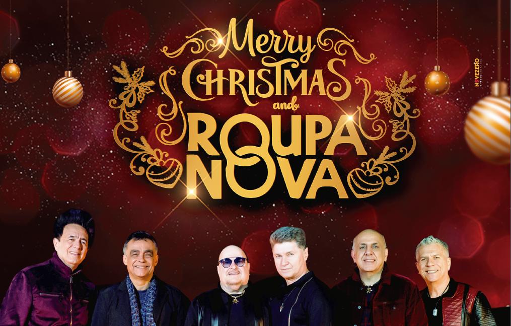 ROUPA NOVA | MERRY CHRISTMAS