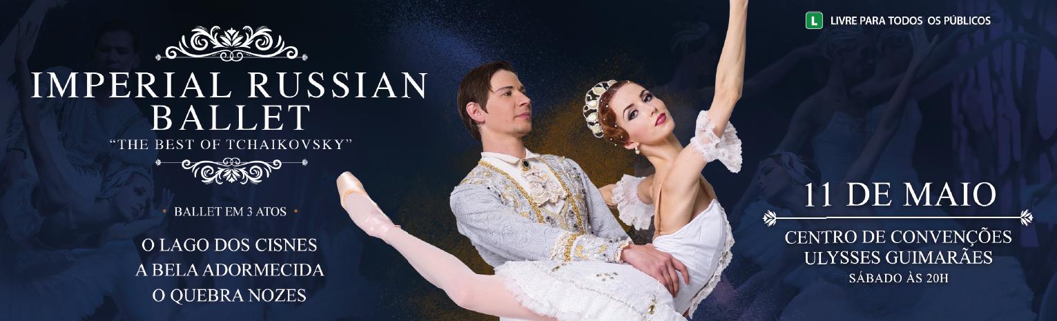 BALLET IMPERIAL DA RÚSSIA | THE BEST OG TCHAIKOVSKY