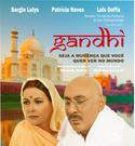 SORTEIO TEATRO | Gandhi: Seja a mudança que você quer no mundo.