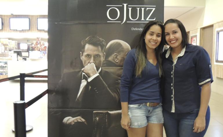 Suellen e Danielle Pereira de Souza