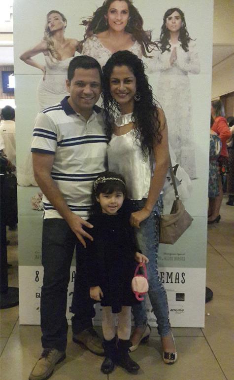 Daniel Coelho e Adriana Gomes