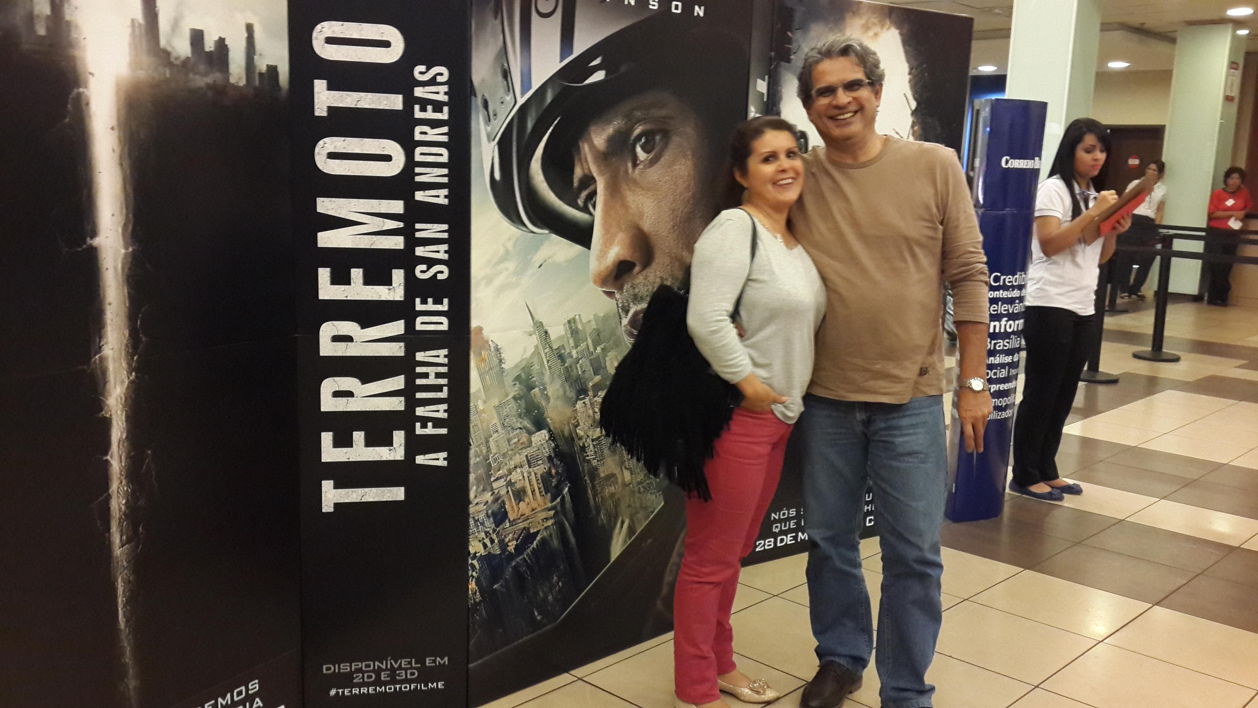 Vera Sacchi e Gabriel Soares