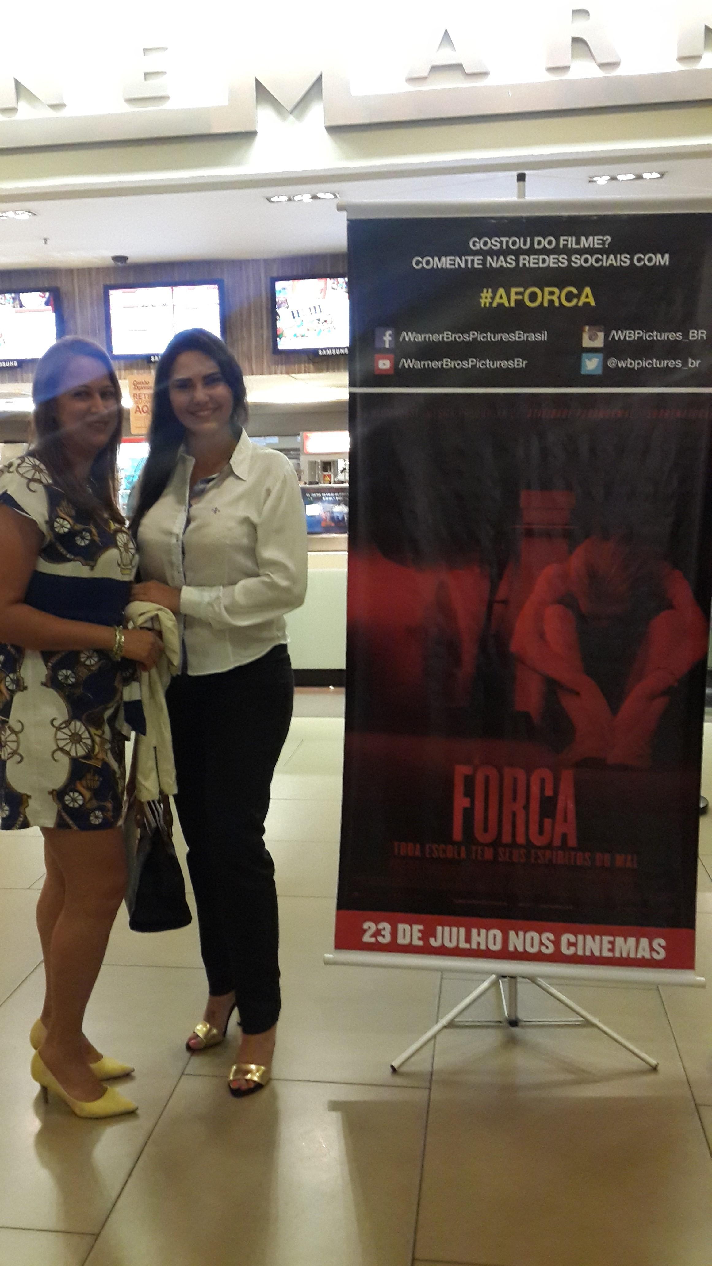 Ana Paula Vitor e Lidiane Ferreira