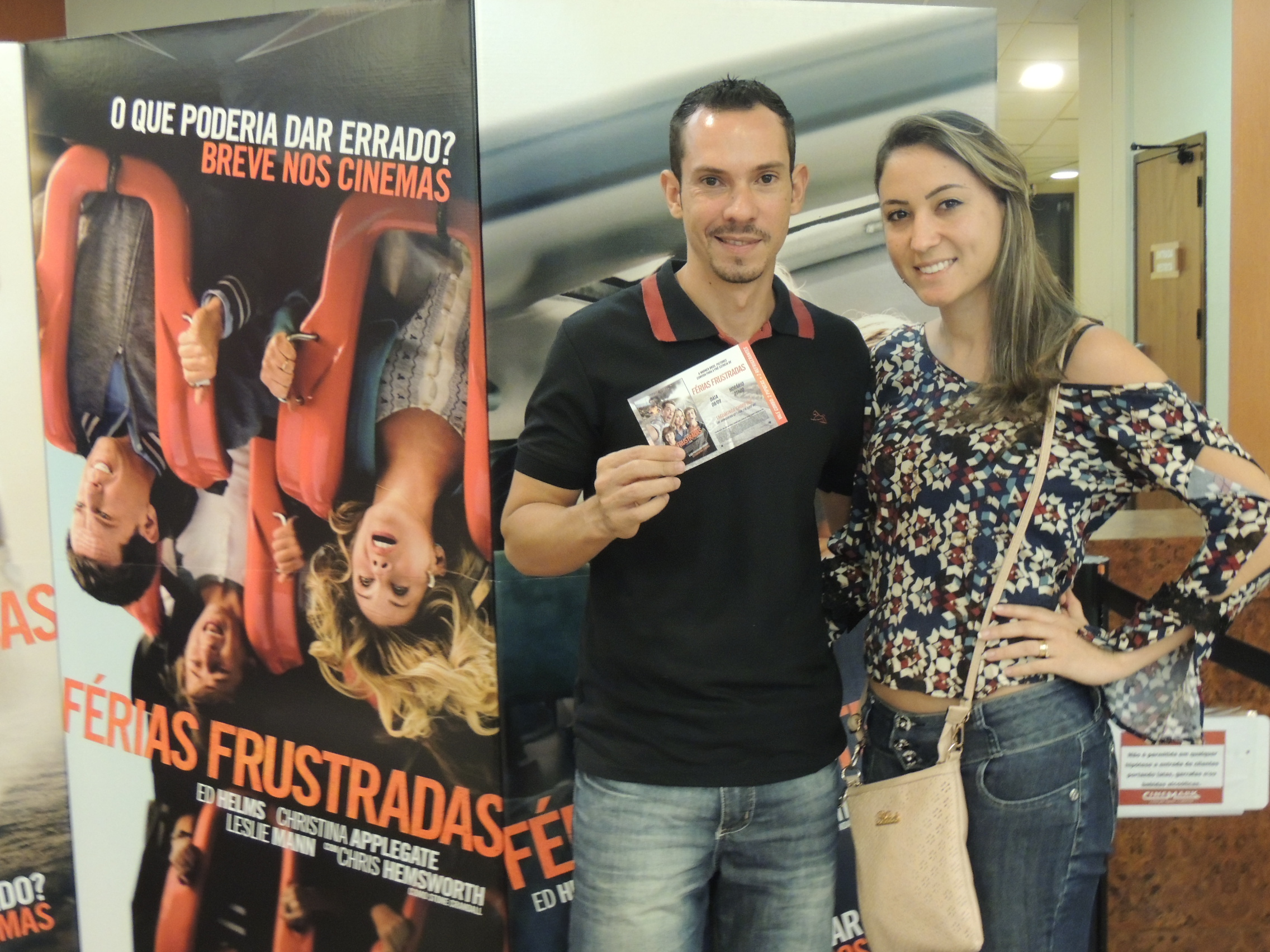 Lais Rodrigues Costa e Marcelo
