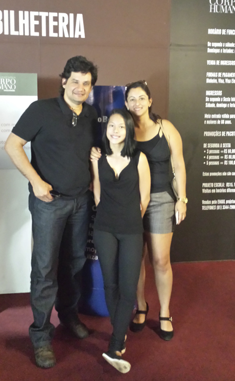 Mishele Gomes de Oliveira, Dinastes Marinho e Akemy