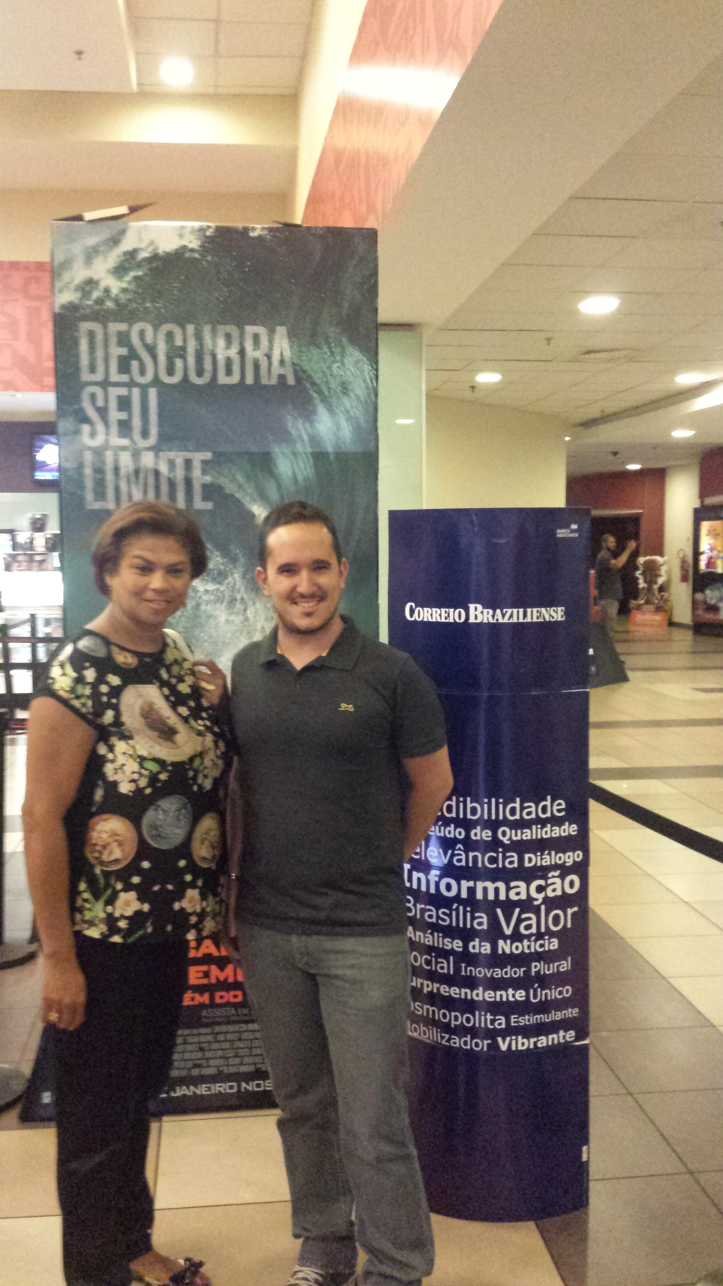 Naisson Henrique B. Silva e Susilene Barreto