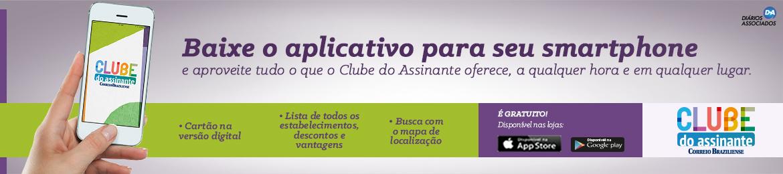 Novo Aplicativo do Clube do Assinante