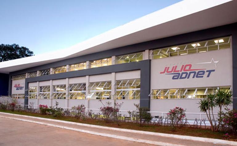 Academia Julio Adnet - Terraço Shopping