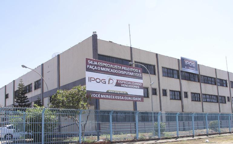 Instituto de Pós-Graduação e Graduação - IPOG