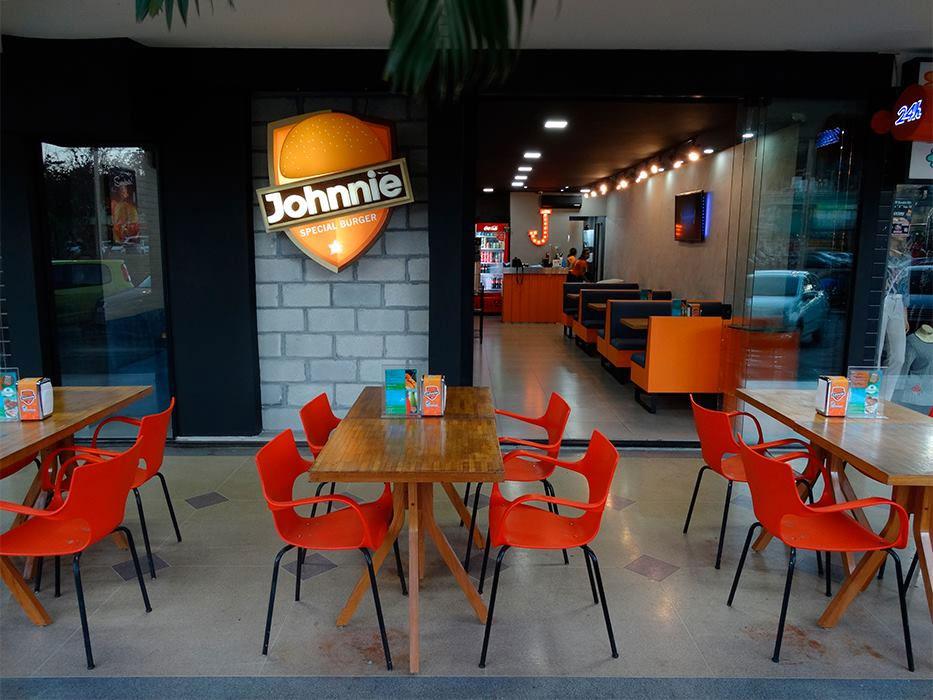 Johnnie Burger - Sudoeste