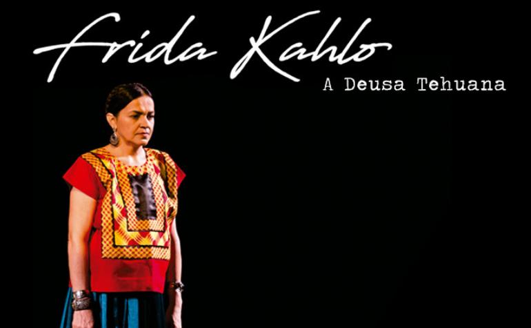 FRIDA KAHLO - A DEUSA TEHUANA