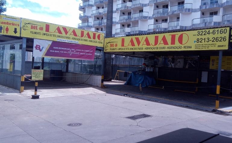 LAVA JATO BOX 40