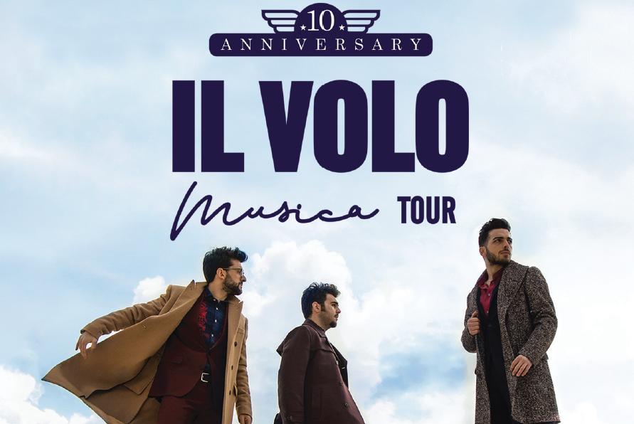IL VOLO | MUSICA TOUR | 17.10