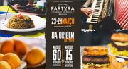 SORTEIO | FESTIVAL FARTURA COMIDAS DO BRASIL | 23 DE MARÇO