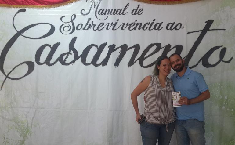 Elisa Costa e Mateu Fernandes.