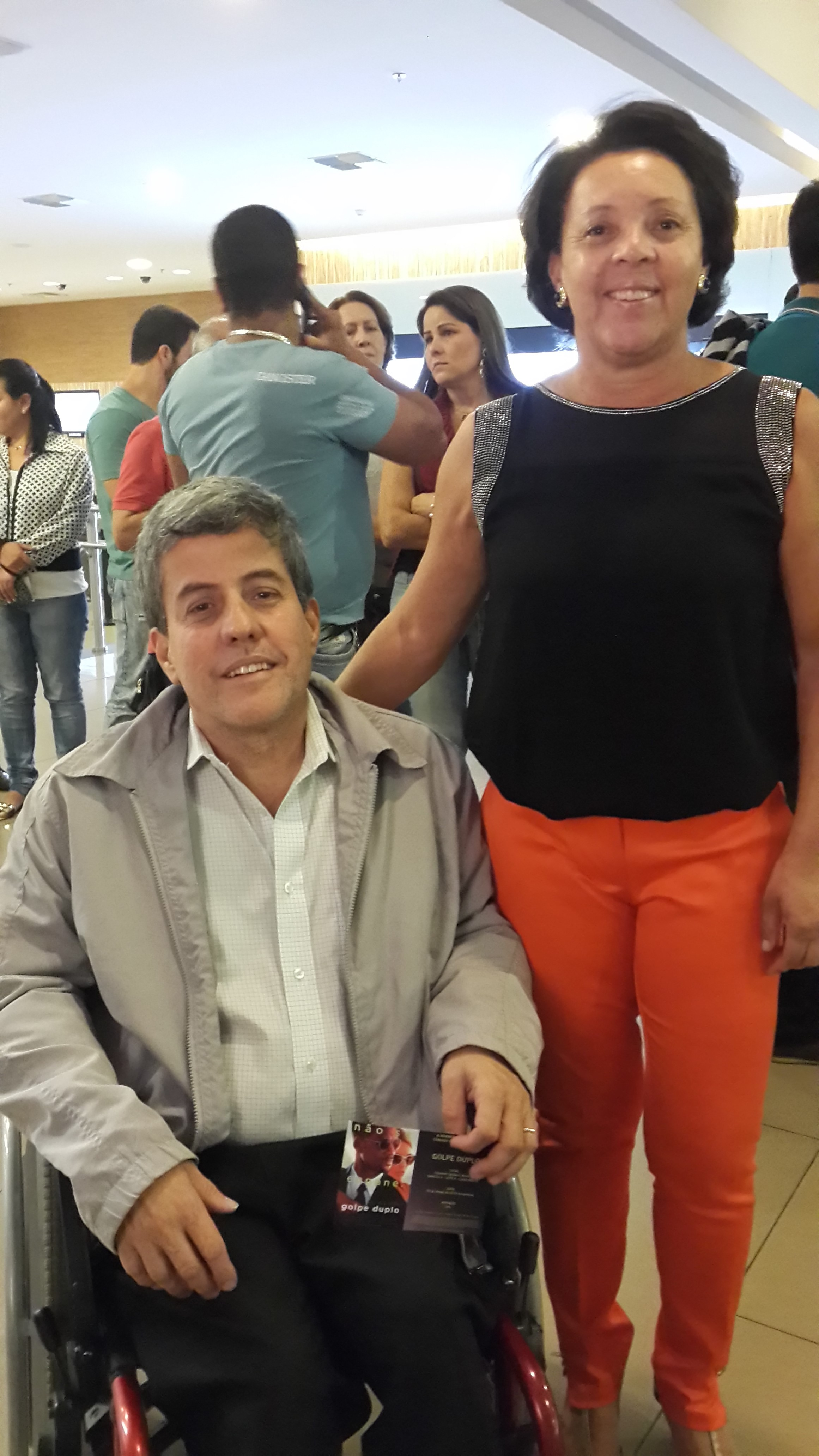 Lucia Chaves e Ricardo Chaves