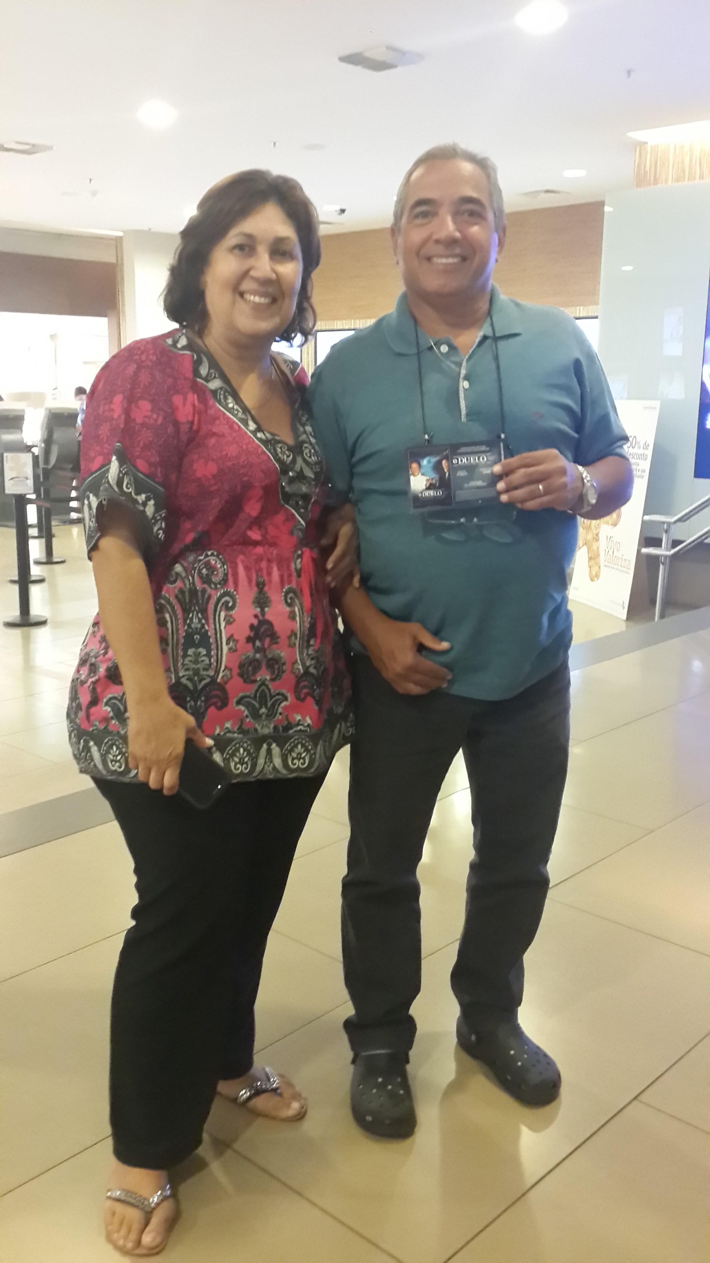 Mairim Duarte e Jorge Duarte