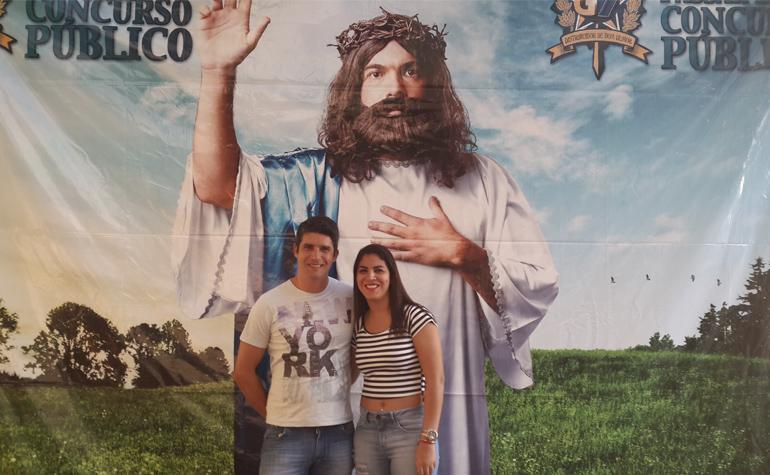 Eduardo e Fernanda Azevedo